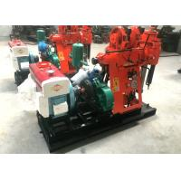 Cheap HZ150 Hydraulic Model Portable Water Well Drilling Equipment 42mm Diameter for sale
