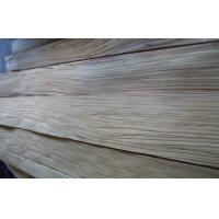 Best Natural Zebrano Quarter Cut Plywood Veneer , 0.45mm Thickness wholesale