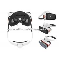 High End Mobile Virtual Reality Headset 5.0'' Screen With Eyes Protection Lens