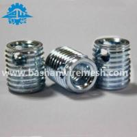 Best China factory supply wholesale stainless steel self-tapping type of wire threaded inserts wholesale
