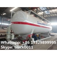 Best best price 90,000L skid lpg gas plant with electronic scale, pump, motor, and skid for sale; skid lpg station for sale wholesale