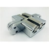 Eco Friendly SOSS Invisible Hinge With Antique Brass Satin Nickel Finished