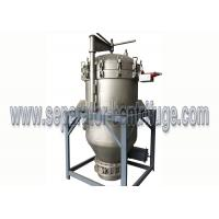 Best China Economic Vertical Hermetic Pressure Leaf Filter for Juice Clarifying wholesale