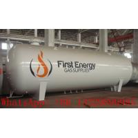 Best High quality 50M3 surface lpg gas storage tank for sale, best price 50m3 bulk cooking propane gas storage tank wholesale