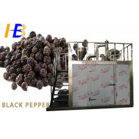 Best Black Pepper Food Pulverizer Machine With Human Oriented Electric Control Box wholesale