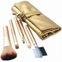 Best Makeup Brush Set with Aluminum Ferrules wholesale