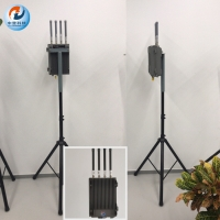 Best portable drone detection and jamming system---passive detection、recognition、accurate jamming、port wholesale