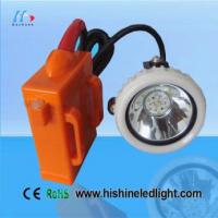 Best IP65 5500K - 7000K 4.2V / 500mA LED Cordless Mining Headlamp HS-H10W04 wholesale