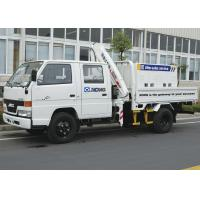 Best Durable Lifting Knuckle Boom Truck Mounted Crane With 7.5m Max Lifting Height wholesale