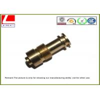 Buy cheap custom male and female thread brass shaft type air compressor fittings product