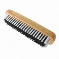 Best Wooden shoe scrub brush for home daily use wholesale