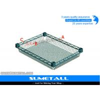 Best Industrial Metal Wire Container Storage Cages wholesale