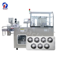 China Dpp160 Automatic Alu - Alu Medicine Blister Packaging Machine For Sale on sale