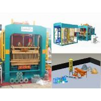 Best Qt9-15 Automatic Block Machine Brick Making Machine wholesale