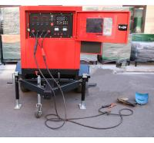 China Denyo 800Amps Engine Drive Genset Diesel Generator Welding Machine ARC MMA on sale