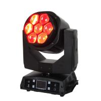 Best Wincode LED Small Bee Eye 7x15W RGBW 4 in 1 Wash Beam Moving Head LED Light wholesale