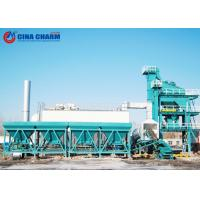 Best Stationary Road Asphalt Mixing Plant Dynamic With Frequency Invertor Custom LOGO wholesale