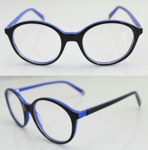 Best Lightweight Fashion Handmade Acetate Eyeglasses Frames wholesale