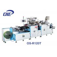Best Automatic Roll To Roll UV Screen Printing / Mechanical Driven Hot Stamping Equipment wholesale