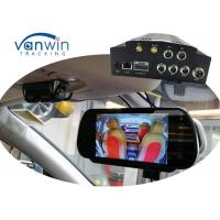 Best 2TB Hard Drive 720P Vehicle Security Camera System NVR 4 Channel 8CH Optional for Taxi wholesale