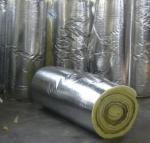 Best glass wool density 20kg/m3 x25MMX1.2MX20M glasswool blanket/roll wholesale