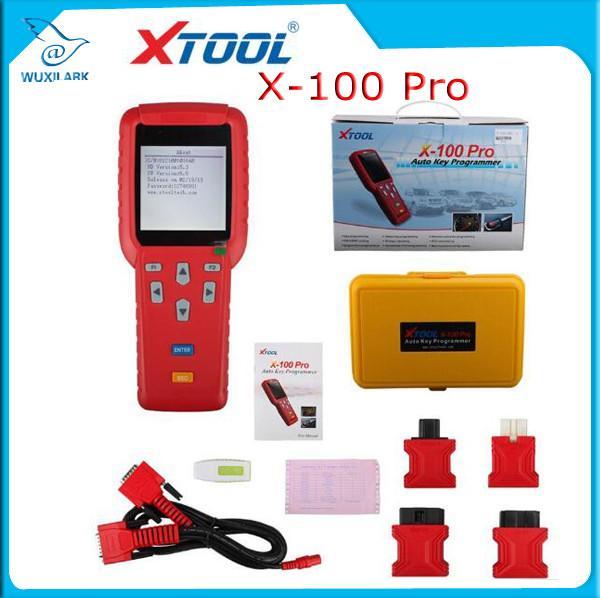 Cheap Original XTOOL X100 PRO Auto Key Programmer X100+ Updated Version X-100+ X100 Plus Auto Key Programmer X100 Pro Key Prog for sale