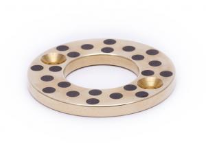 Best Bronze Oilless SPW Thrust Washer Equivalent Engineering Machinery wholesale