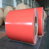 Anti Ultraviolet Colored Aluminum Roof Coil Sheets High Gloss Custom Size