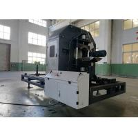 China PE Carbon Spiral Reinforcing Pipe Production Line With Compact Structure on sale