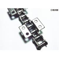 Best Double Pitch Overhead Conveyor Chain , 304/316 Stainless Steel Roller Chain wholesale