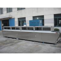 Best Automatic Tunnel Drying Oven , Infrared Powder Coating Oven Hot Air Tunner Furnace wholesale