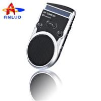 Buy cheap ALD60 Solar charger bluetooth handsfree car kit from wholesalers
