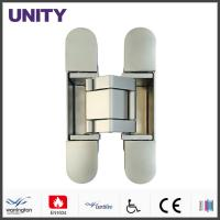 China Office Door Hinge Hardware HAC208 , UNITY HAC208 3D Concealed Hinges on sale