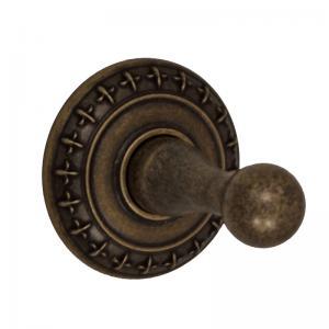 China coat hooks hardware made of Zinc Alloy Item 5900B-02 on sale