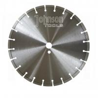 China 350mm Diamond Saw Blades For Cutting Reinforced Concrete Structures , Road Construction on sale