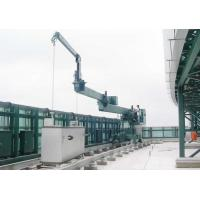 Quality Automated CDGC Rail Mounted Window Cleaning Platform Gondola with 9.0m / min for sale