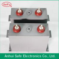 For 250UF 2500VDC High Frequency Electric Vehicles Capacitor