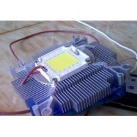 China 100W High Power Intergrated LED / COB Led With 18000lm Output Brightness on sale