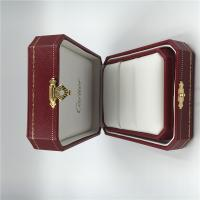 Best Fine Fabric Jewellery Presentation Boxes , Customized Square Jewelry Gift Boxes wholesale