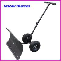 Snow Mover with wheels