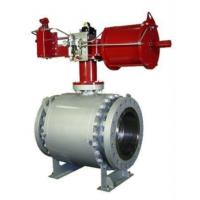 China Forged Steel Ball Valve on sale