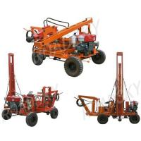 Buy cheap Guardrail Pile Driver and Extractor from wholesalers