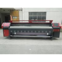 Best 3.2m Spectra Polaris 512 Solvent Printer&Outdoor Flex Banner Printing Machine the King of the Speed wholesale