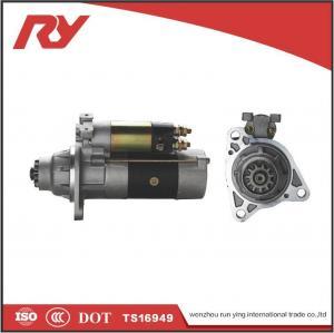Best M009T60171 Mitsubishi Vehicle Starter Motor Fit For Engine 6D24 FV517 24V 6KW 11T wholesale