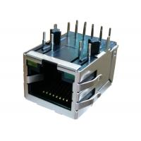China RJ000002 RJ45 10 / 100Base-T Modular Jack Network Tv-set Box LPJ0135GDNL on sale