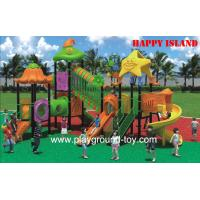 Best Colorful Commercial Playground Equipment Kids Entertainment Equipment Sea Animal Series wholesale