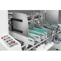 Best ZH-1050M Automatic 4 6 corner folder gluer machine with higher liner speed wholesale