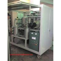 China High Vacuum Transformer Oil Purification Systems/ Transformer oil Treatment plant on sale
