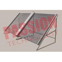 Best Eco Friendly Evacuated Solar Tube Collectors , Solar Hot Water Collector Easy Install wholesale