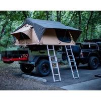 Best Oxford Automatic Roof Top Tent , Cascadia Pop Up Tent For Roof Rack wholesale